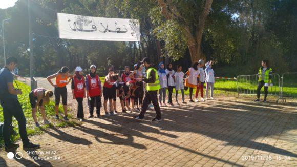 حلبة كلية العرائش تحتظن البطولة الجهوية الجامعية للعدو الريفي