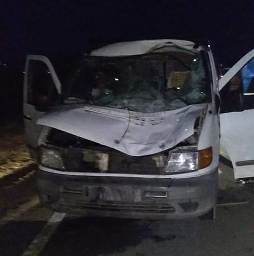 أولاد يشو : وفاة شخص مقيم بالخارج بعد اصطدام سيارته بحصان