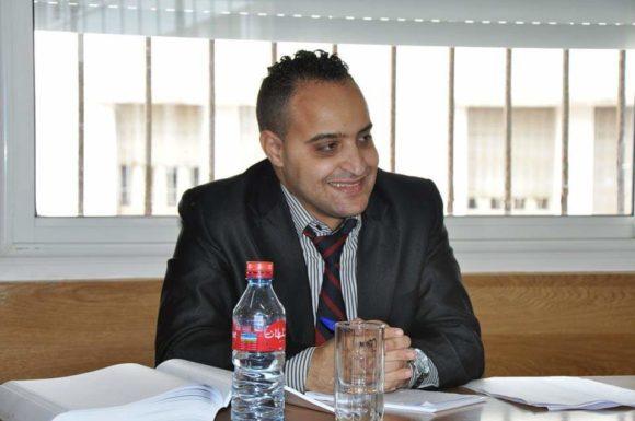 جمعية البحث التاريخي والاجتماعي تهنىء الدكتور انس الفيلالي بعد نجاح عملية جراحية
