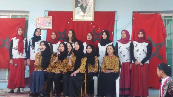 الجمعية الخيريةالإسلامية بالقلة تحتفل بذكرى المسيرة الخضراء و عيد الاستقلال وذكرى المولد النبوي