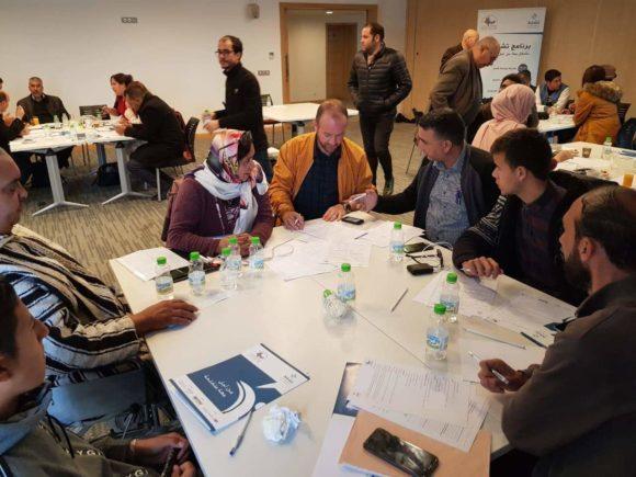 جمعيتا :  مدينتي للتنمية ، والجمعية المغرببة للإعلام الوسائيطي تشاركان  في لقاء تكويني في إطار برنامج تشارك