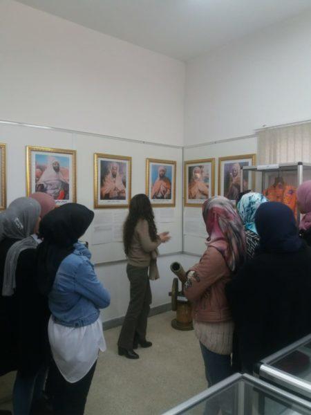 مراكز التربية والتكوين والجمعيات الشريكة في زيارة لفضاء الذاكرة التاريخية بالقصر الكبير