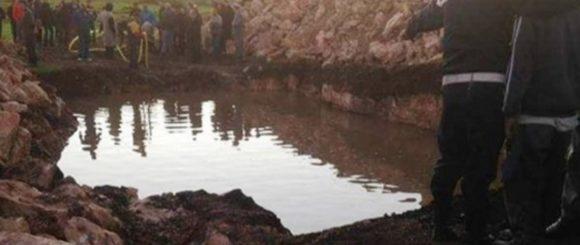 شاب يلقى حتفه غرقا بحوض مائي قريبا من القصر الكبير