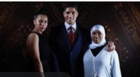 رسميا :أشرف حكيمي أحسن لاعب إفريقي صاعد إفريقي سنة 2019