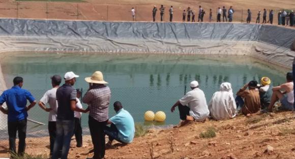 غرق شابان في حوض مائي بريصانة الجنوبية