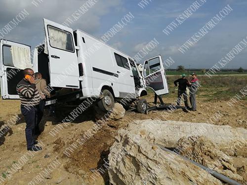 طريق العرائش : ضبط سيارة مسروقة من طنجة