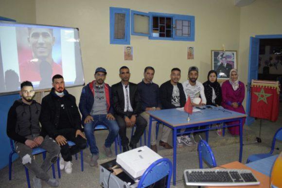 ميلاد جمعية أشرف حكيمي للتنمية الرياضية