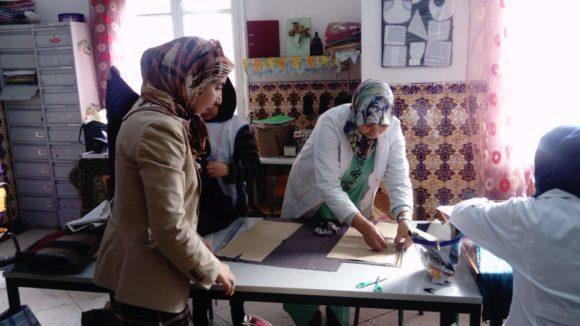 انطلاق امتحانات الدورة الأولى بمراكز التربية والتكوين التابعة لمندوبية التعاون الوطني بالعرائش