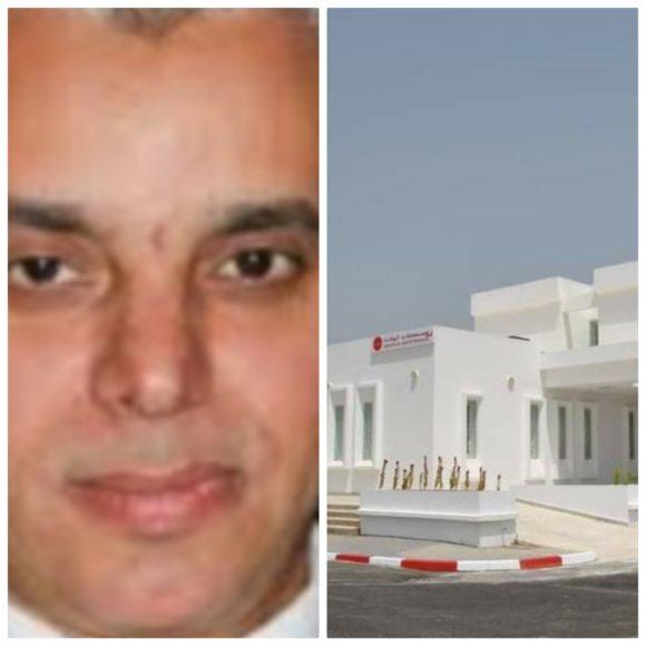 وزير الصحة يهنىء فريقا عاملا بمستشفى القصر الكبير