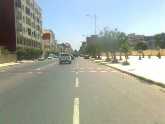 منع استعمال وسائل النقل الخاصة والعمومية بين المدن