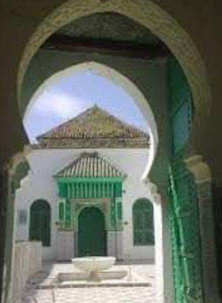 أضرحة مدينتي : 1 _ ضريح مولاي علي بوغالب