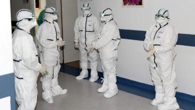 الحالة الوبائية بالإقليم : تعافي أربع حالات و تسجيل حالة إصابة جديدة و استبعاد أزيد من 60 حالة