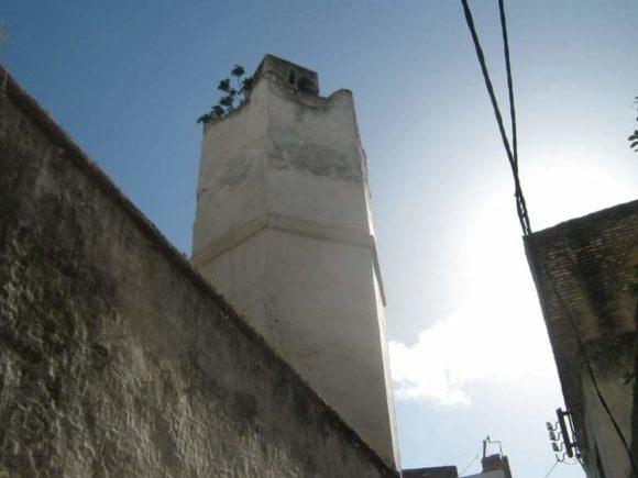 مساجد وأضرحة مدينتي : 6 _    مسجد سيدي العربي ذو الصومعة السداسية