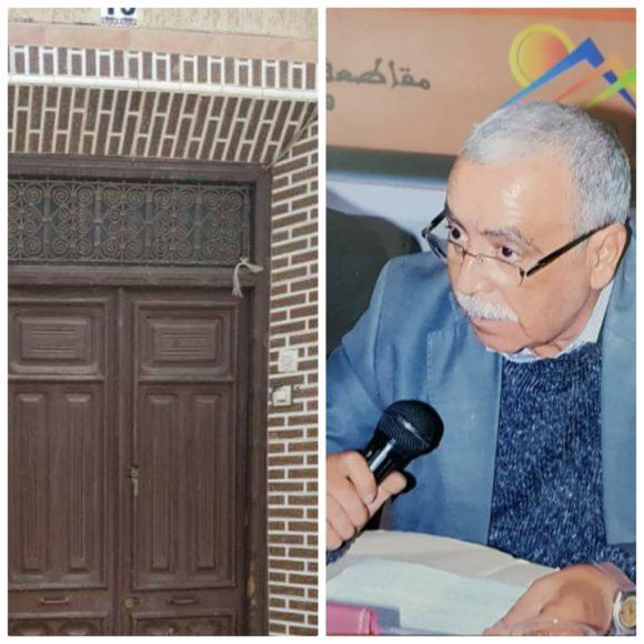 دار وحكاية : 5 _ حكاية رجل كالطَّوْد- المرحوم القاص محمد المهدي السقال
