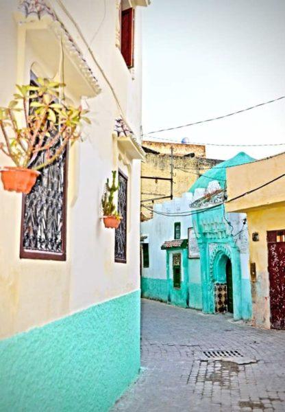 مسجد وأضرحة مدينتي : 7_ سيدي قاسم بن الزبير المصباحي