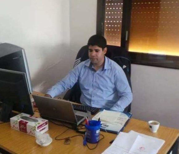 """بورتريه """"وجوه فايسبوكية قصرية"""" عمر الحدي"""