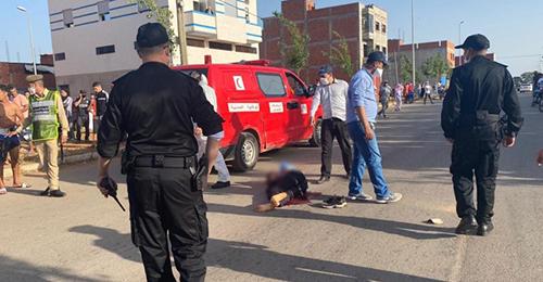العرائش :  الشرطة تلجأ لاستعمال الرصاص لتوقيف صاحب سوابق ـ صور ـ
