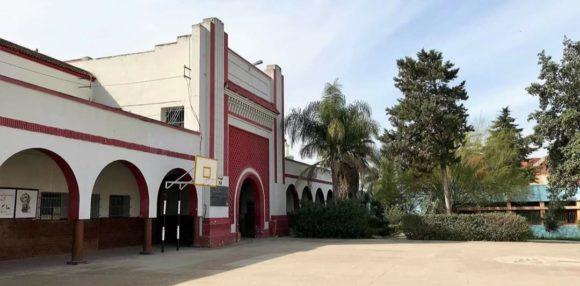 الثانوية المحمدية تتعرض لعملية سرقة