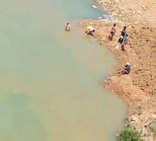 عاجل : غرق شخص أثناء استحمامه بواد اللوكوس