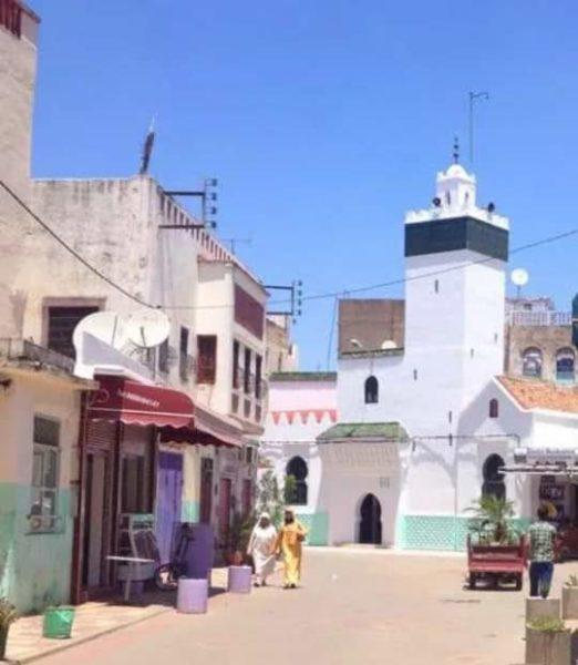 مساجد وأضرحة مدينتي : 8 ،_ مسجد السويقة