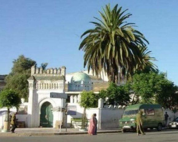 مساجد وأضرحة مدينتي : 8 _ ضريح سيدي بواحمد
