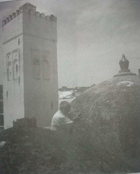 مساجد وأضرحة مدينتي : 12_ مسجد الشجرة مدرسة محاسنية