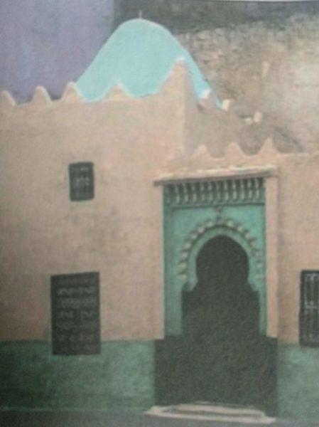 مساجد وأضرحة مدينتي : 27 _ سيدي محمد الفضلي