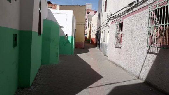 مساجد وأضرحة مدينتي : 18 _ سيدي أحمد بن منصور أو مسجد الهري