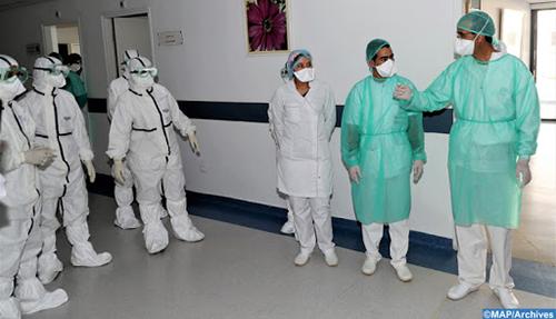 الحالة الوبائية بإقليم العرائش : أربع حالات شفاء و حالة إصابة جديدة