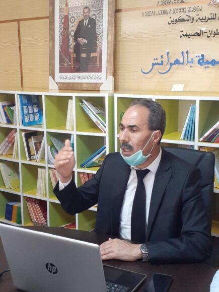 المدير الإقليمي لوزارة التربية الوطنية : هيأنا الأجواء المناسبة لتمر امتحانات البكالوريا في ظروف جيدة