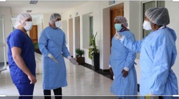 كورونا خلال 24 ساعة : 33 حالة مؤكدة و 517 حالة شفاء