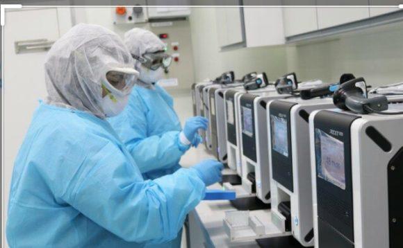 كورونا المغرب : 61 إصابة جديدة 10 حالات شفاء خلال 16 ساعة الأخيرة
