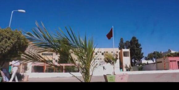 الثانوية المحمدية : مركز امتحان في استقبال تلاميذ  باك 2020