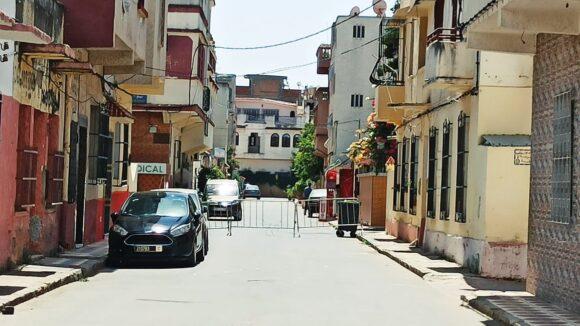 كورونا : حالتا وفاة بتجزئة حمزة واقصر بجير ، وتطويق شوارع بحي الاندلس