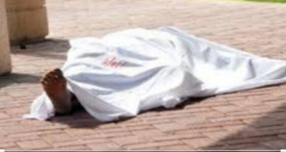 العثور على جثة بها أثار سلاح ابيض بمدخل القصر الكبير جهة تطفت
