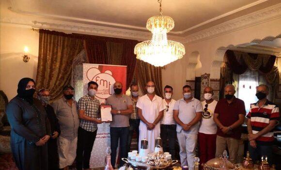 تأسيس فرع الفيدرالية المغربية لمموني الحفلات بالقصر الكبير