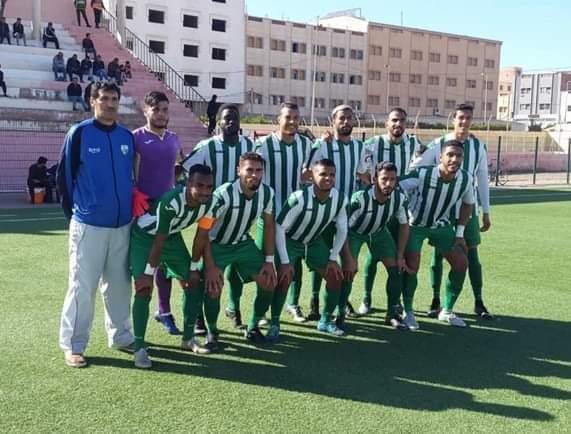 النادي الرياضي القصري يرحل لتازة برسم الجولة 27 من البطولة