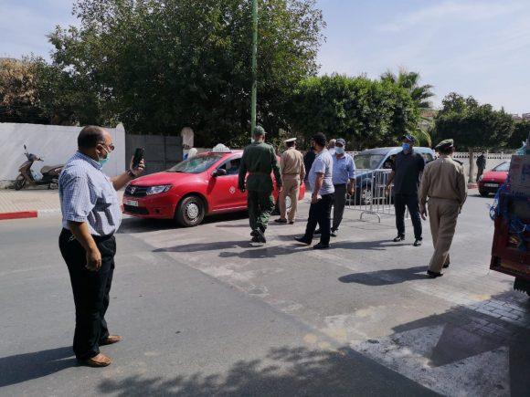 السلطات توقف 30 فردا لعدم احترامهم التدابير الاحترازية