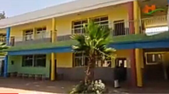 مدرسة الشهيد الزرقطوني بالقصر الكبير : أجواء الدخول المدرسي/ فيديو