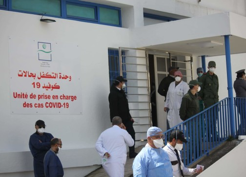 كورونا:  إقليم العرائش يسجل 19 إصابة جديدة
